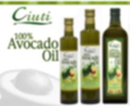 Ciuti 100% Pure Avocado Oil