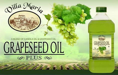 Ciuti Villa Maria Grapeseed Oil Blend