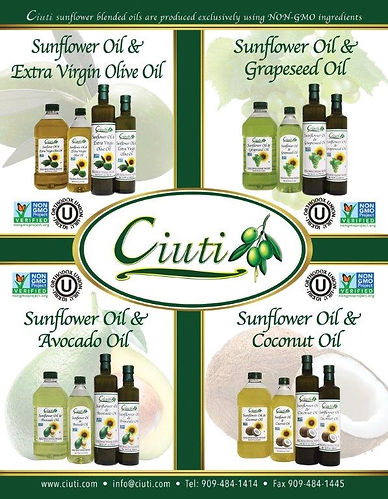 Ciuti 100% Pure Avocado Oil