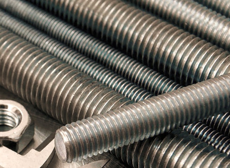 Commerce Finds Dumping in Preliminary Phase of Threaded Rod Case