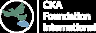 CKA Foundation Logo vector white text.pn