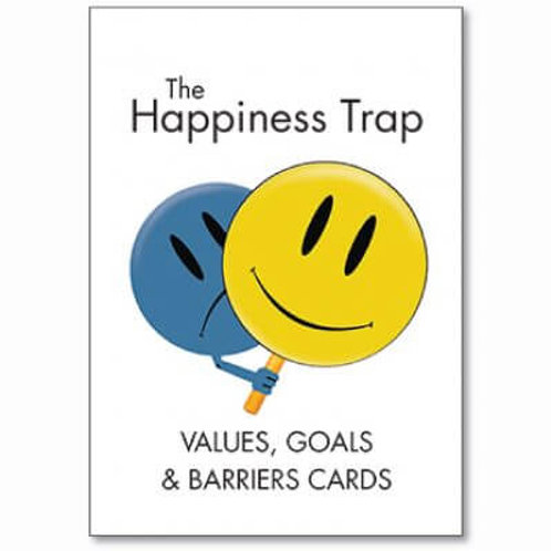 The Happiness Trap Values Cards