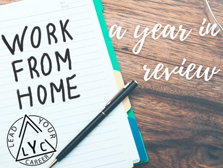 WFH: A Year in Review