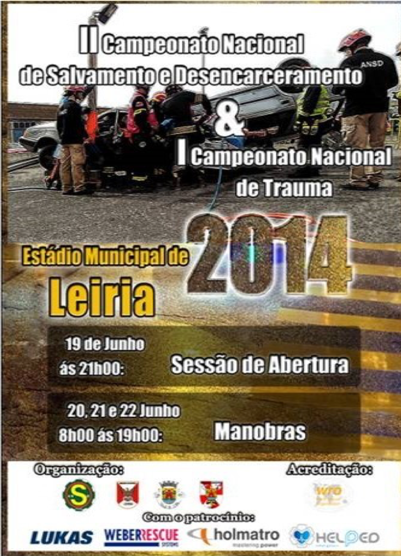 2014 | I Nacional Trauma