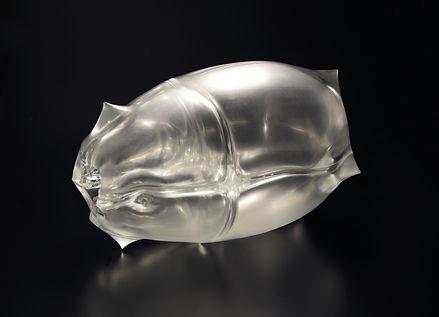 Nishigaki Satoshi, Shell #6, H270×W450×D