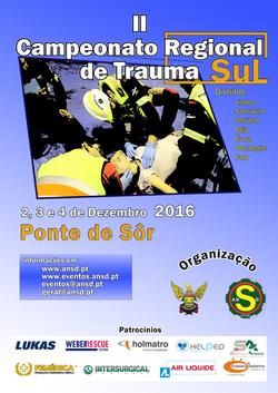 2016 | III Regional Trauma