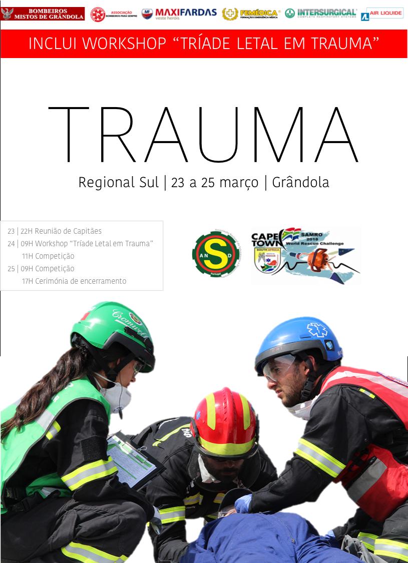 2018 | VI Regional Trauma