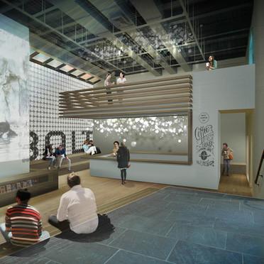 RISD Museum Cafe