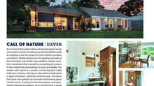 RI Monthly Design Awards Residential Renovation, Silver 2017
