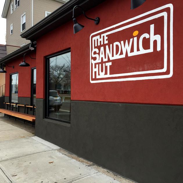 The Sandwich Hut