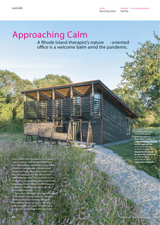 Approaching Calm - A Cabin Afield
