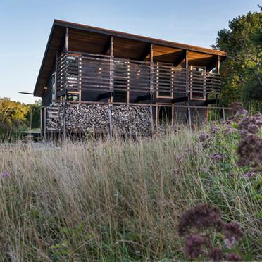 A Cabin Afield