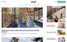 A Cabin Afield on Dwell