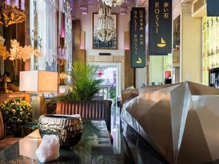 Барная стойка ресторан Balzi Rossi г. Москва