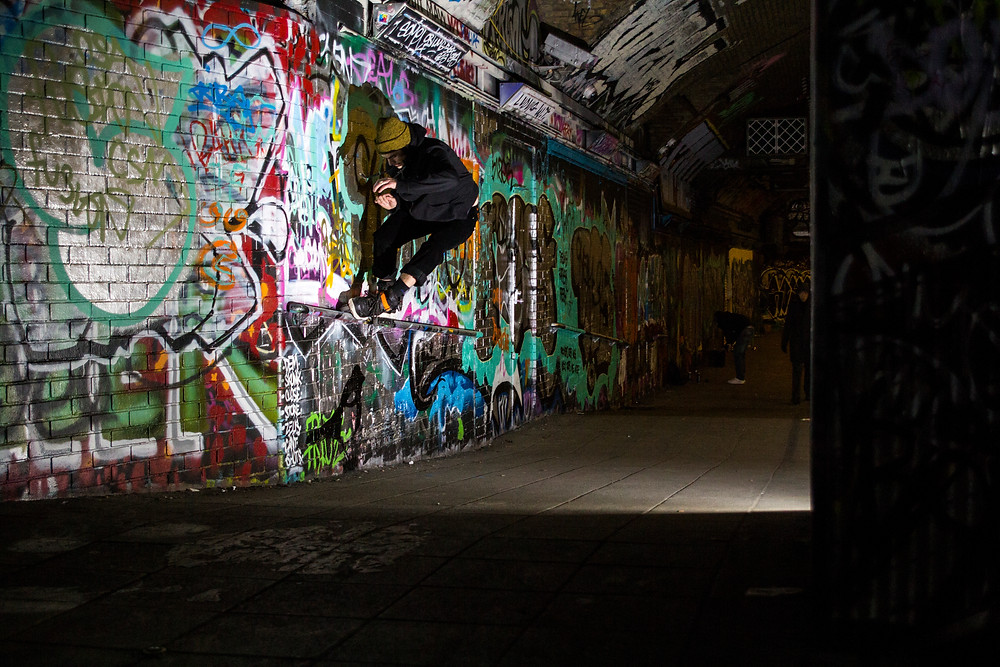 Colm Sealy - AO X-Grind | 50mm | ISO1000 | f/2.8 | 1/250 | Flashes x1 | 5:17PM |