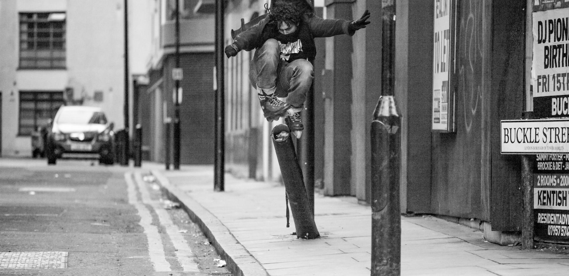 Leon Humphries - Pole Jam