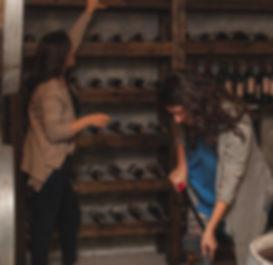 מרתף יינות חדר בריחה