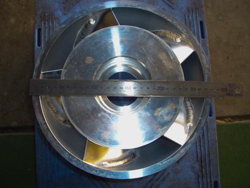 青銅の溶接