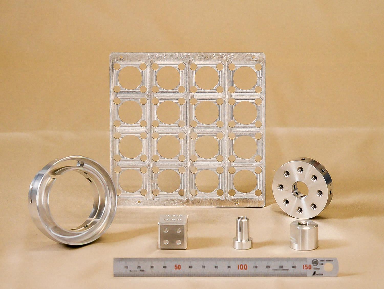 樹脂試作&量産加工サンプル