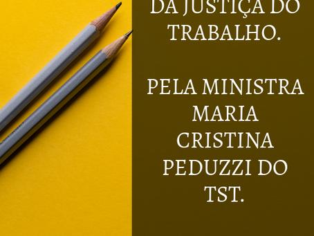 A IMPORTÂNCIA DA JUSTIÇA DO TRABALHO EM TEMPOS DE PANDEMIA.