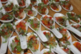 A Moveable Feast Catering provides food to tickle your taste bud & challenge perceptions.