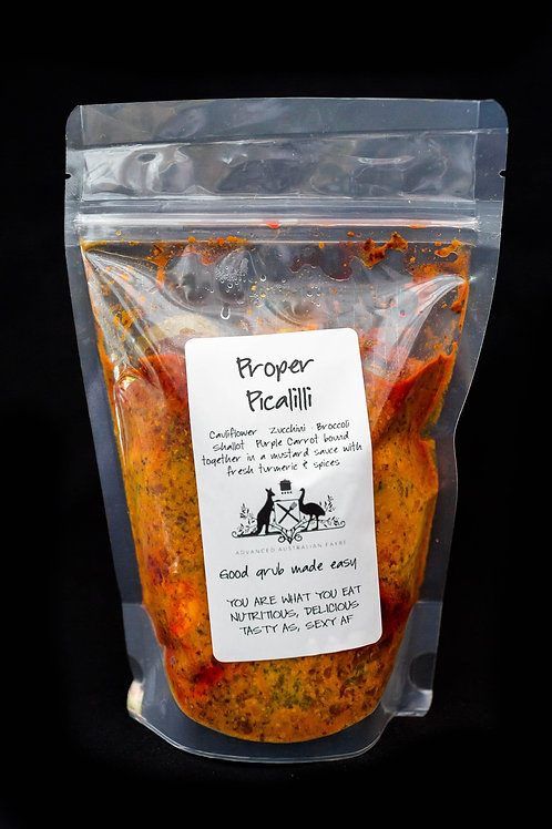 Proper Piccalilli - Wholesale Pack