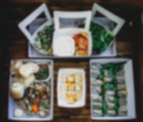Feed Me Corporate Hamper by A Moveable Feast
