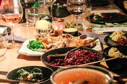 A Moveable Feast Catering LOVES a banquet