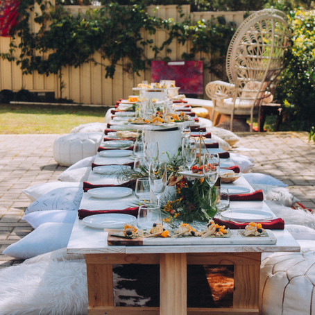 Professional Wedding Caterer Tips for Keeping Calm on the Big Day