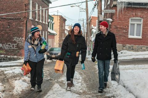 Québec Vivre Ensemble