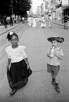 Québec noir et blanc