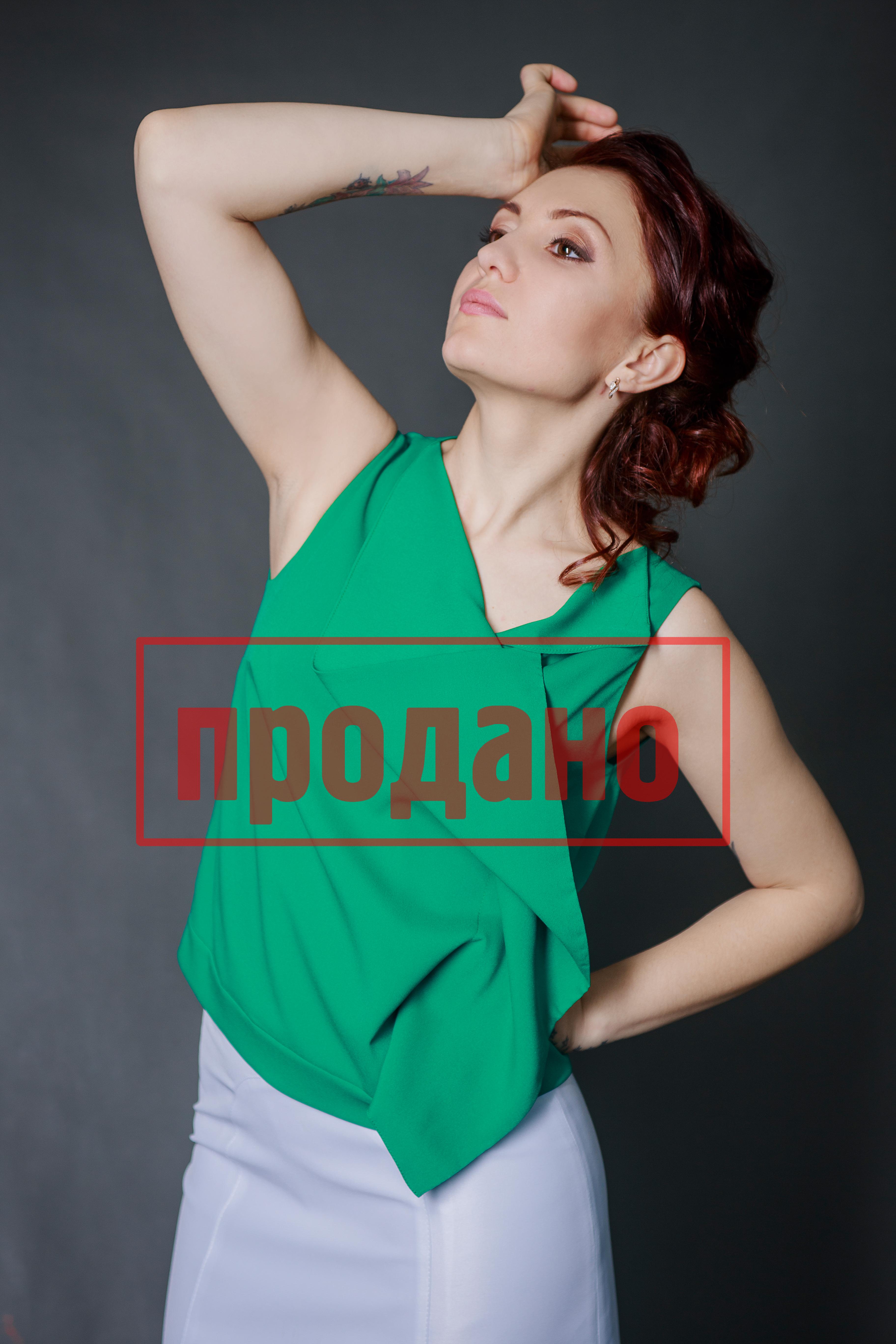Модель 4. Блуза продана
