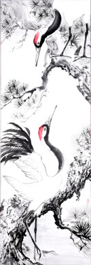 Японские журавли
