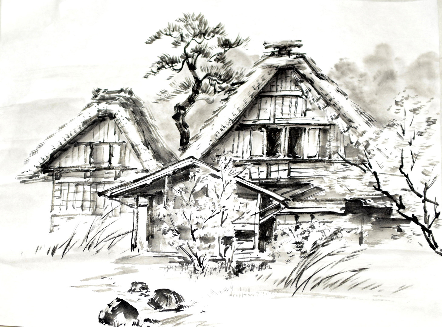 Японская деревня.jpg