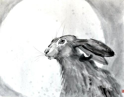 Лунный заяц