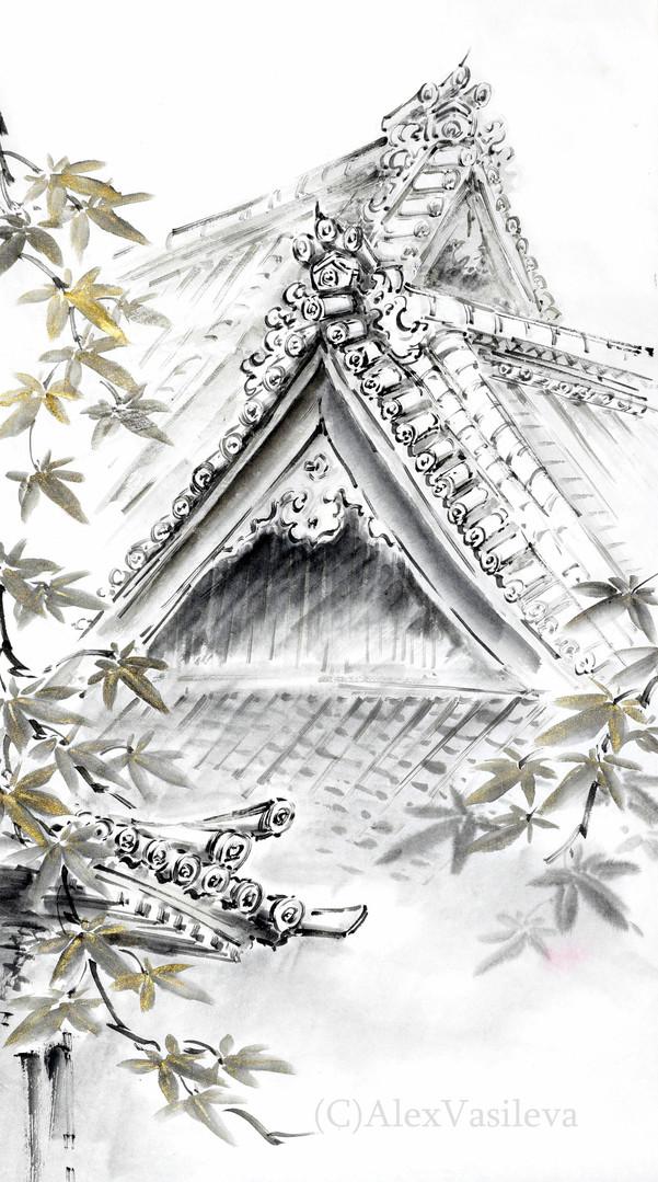 Крыши Японии.jpg