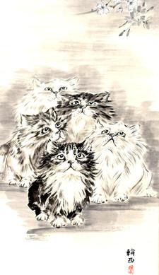 Котята, фрагмент работы.jpg