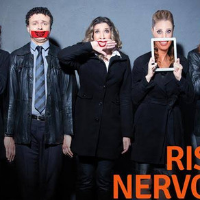 Riso Nervoso - As Olívias