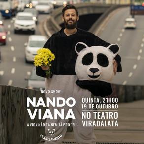 Nando Viana - A vida não tá nem aí pro seu Planejamento