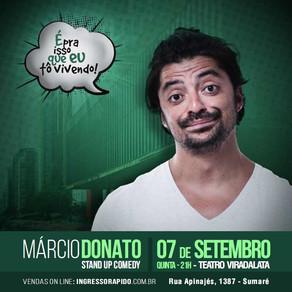 Marcio Donato - É pra isso que eu to Vivendo
