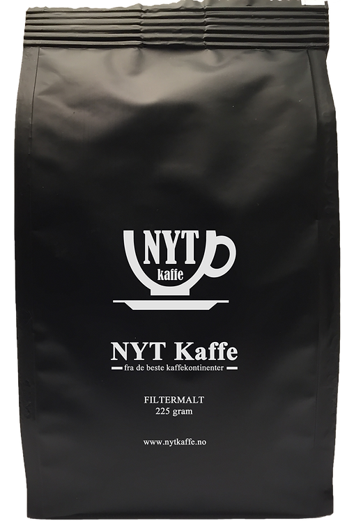 Pakke 1: 156 esker filterkaffe Blend