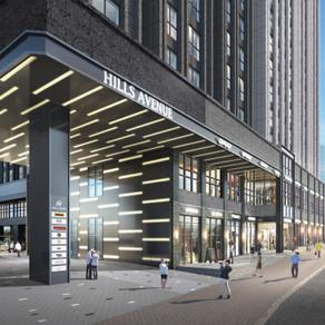 인근 상권과 시너지 효과 기대되는 '힐스테이트 청계 센트럴' 주목