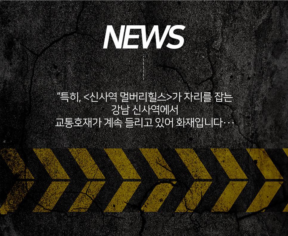 강남 신사역 뉴스