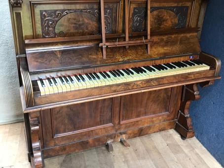 Beginners Piano - £250