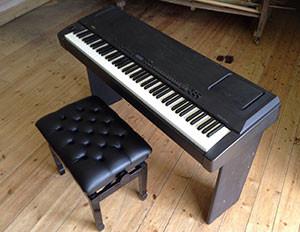 Yamaha digital stage piano P200