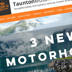 TAUNTON MOTORHOME HIRE