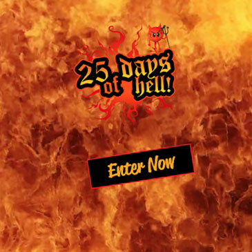 25 DAYS OF HELL