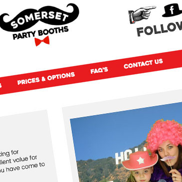 SOMERSET PARTY BOOTHS