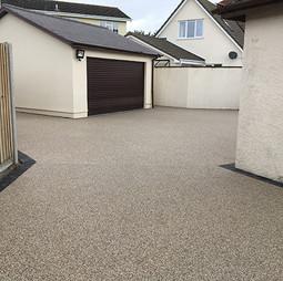 Resin driveway Somerset