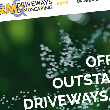RM DRIVEWAYS & LANDSCAPING